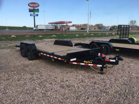 2021 Big Tex 14TL-20 Split Tilt 14k #7843