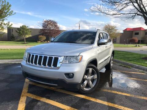 2013 Jeep Grand Cherokee for sale at A & R Auto Sale in Sterling Heights MI