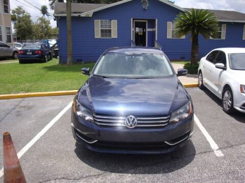 2014 Volkswagen Passat for sale at Mikano Auto Sales in Orlando FL