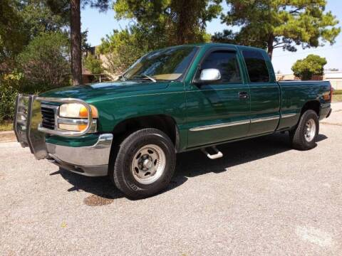 1999 GMC Sierra 1500 for sale at Affordable Auto Spot in Houston TX