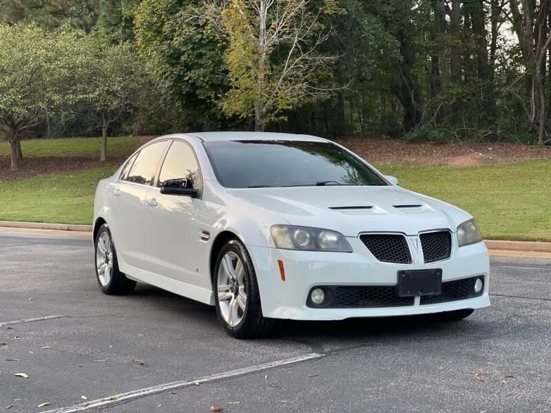 2008 Pontiac G8 for sale at Top Notch Luxury Motors in Decatur GA