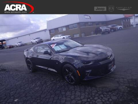 2016 Chevrolet Camaro for sale at BuyRight Auto in Greensburg IN