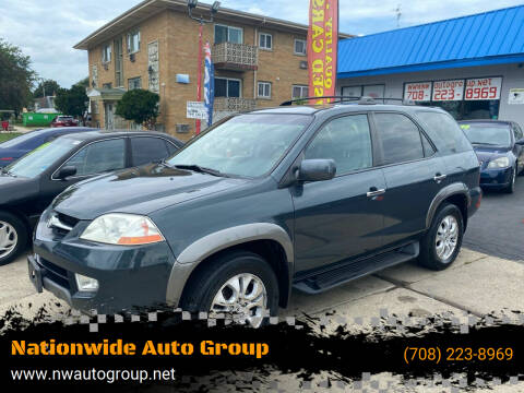 2003 Acura MDX for sale at Nationwide Auto Group in Melrose Park IL