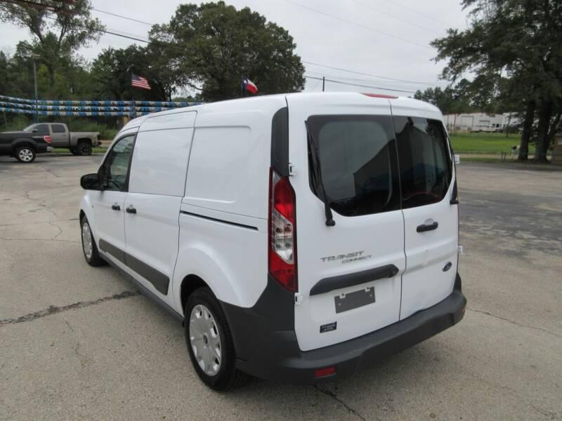 2017 Ford Transit Connect Cargo XL 4dr LWB Cargo Mini-Van w/Rear Cargo Doors - Tyler TX