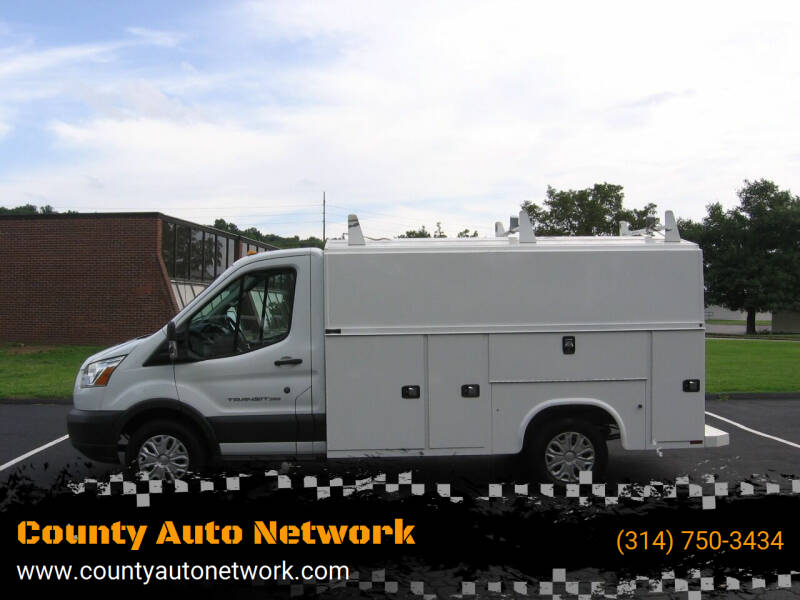 2017 Ford Transit Cutaway for sale at County Auto Network in Ballwin MO