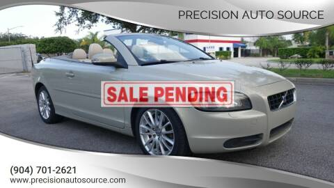 2008 Volvo C70 for sale at Precision Auto Source in Jacksonville FL