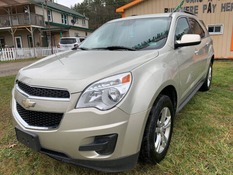 2013 Chevrolet Equinox for sale at CARS R US in Caro MI