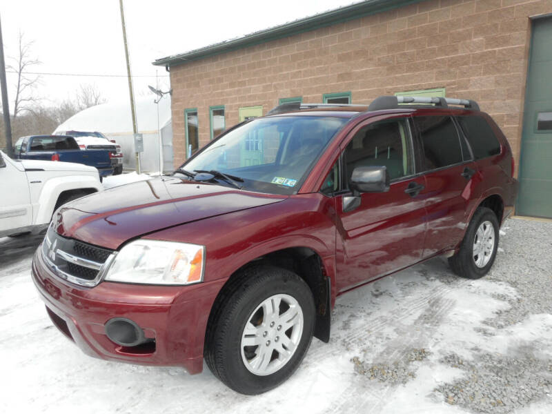 2007 Mitsubishi Endeavor for sale at Sleepy Hollow Motors in New Eagle PA