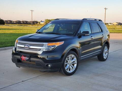 2014 Ford Explorer for sale at Chihuahua Auto Sales in Perryton TX