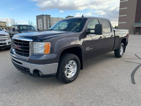 2010 GMC Sierra 2500HD for sale at Canuck Truck in Magrath AB