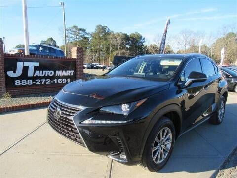 2018 Lexus NX 300 for sale at J T Auto Group in Sanford NC