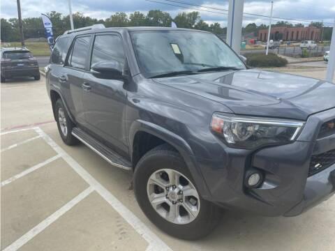 2018 Toyota 4Runner for sale at Stanley Ford Gilmer in Gilmer TX