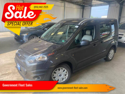 2015 Ford Transit Connect Wagon for sale at Government Fleet Sales in Kansas City MO