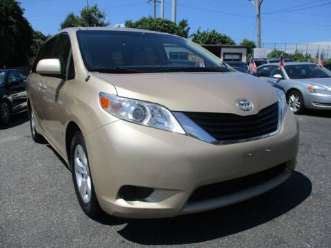2011 Toyota Sienna for sale at Unlimited Auto Sales Inc. in Mount Sinai NY