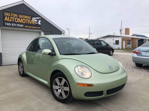 2006 Volkswagen New Beetle for sale at Dalton George Automotive in Marietta OH