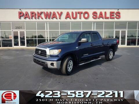 2008 Toyota Tundra for sale at Parkway Auto Sales, Inc. in Morristown TN