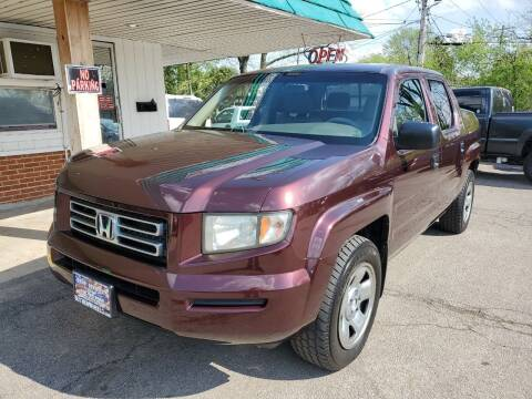 2008 Honda Ridgeline for sale at New Wheels in Glendale Heights IL