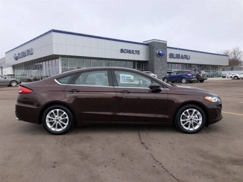 2019 Ford Fusion for sale at Schulte Subaru in Sioux Falls SD