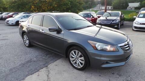 2011 Honda Accord for sale at Unlimited Auto Sales in Upper Marlboro MD