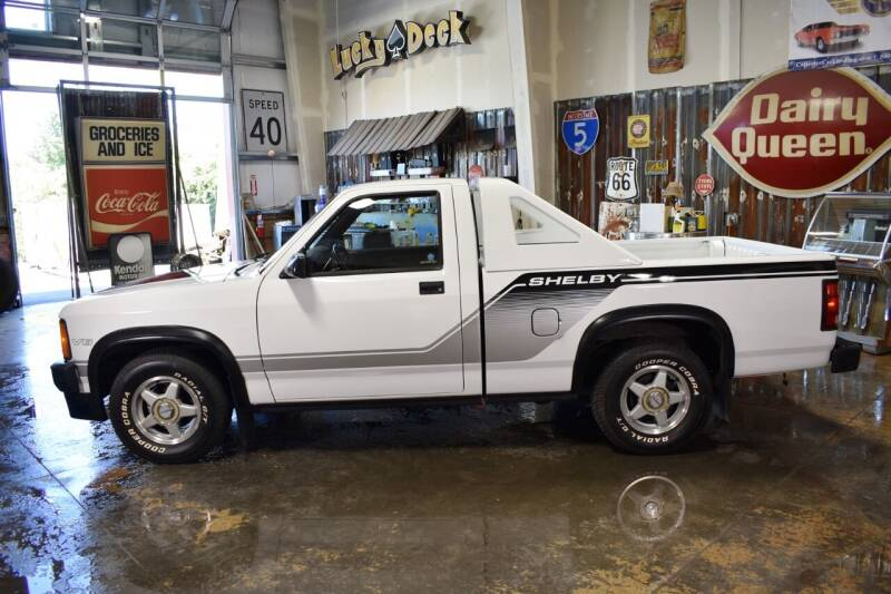 1989 Dodge Dakota for sale at Cool Classic Rides in Redmond OR