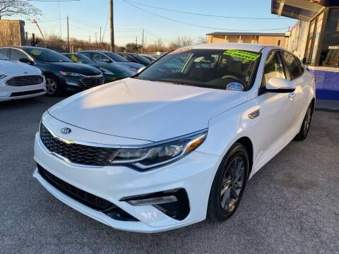 2020 Kia Optima for sale at Cow Boys Auto Sales LLC in Garland TX