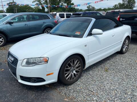 2009 Audi A4 for sale at CANDOR INC in Toms River NJ