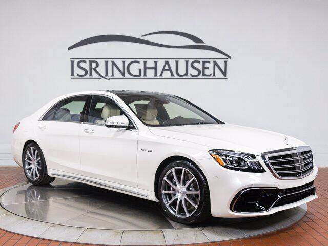 2019 Mercedes-Benz S-Class for sale in Springfield, IL