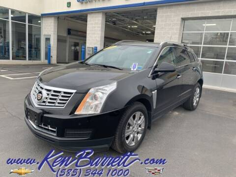 2016 Cadillac SRX for sale at KEN BARRETT CHEVROLET CADILLAC in Batavia NY