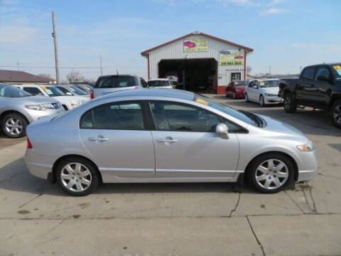 2009 Honda Civic for sale at Jefferson St Motors in Waterloo IA
