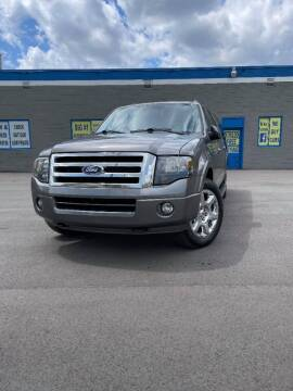 2013 Ford Expedition EL for sale at BIG #1 INC in Brownstown MI