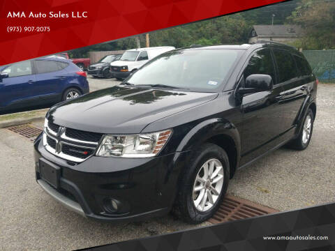 2013 Dodge Journey for sale at AMA Auto Sales LLC in Ringwood NJ