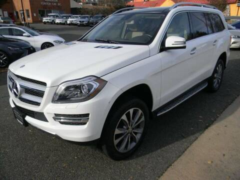 2016 Mercedes-Benz GL-Class for sale at Platinum Motorcars in Warrenton VA