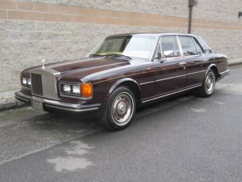 1981 Rolls-Royce Silver Spirit for sale at Classic Car Deals in Cadillac MI
