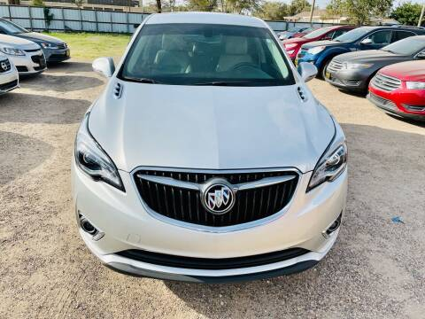 2019 Buick Envision for sale at Good Auto Company LLC in Lubbock TX