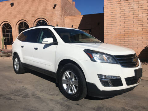 2014 Chevrolet Traverse for sale at Freedom  Automotive in Sierra Vista AZ
