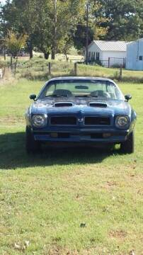 1976 Pontiac Firebird for sale at Classic Car Deals in Cadillac MI