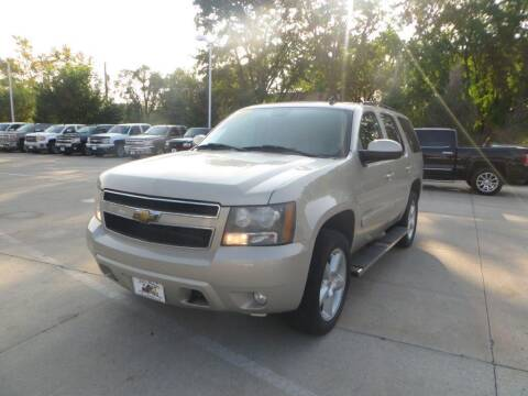 2007 Chevrolet Tahoe for sale at Aztec Motors in Des Moines IA