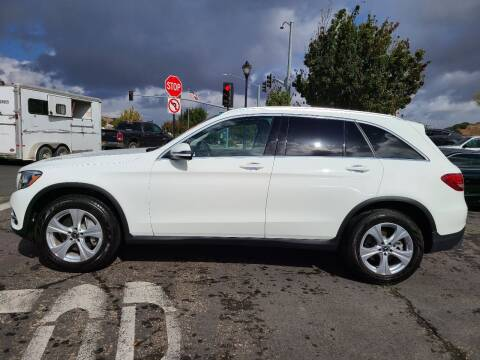 2018 Mercedes-Benz GLC for sale at Coast Auto Sales in Buellton CA
