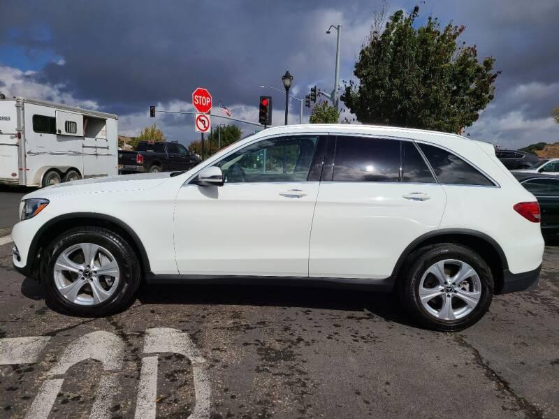 2018 Mercedes-Benz GLC for sale at Coast Auto Sales in Buellton CA