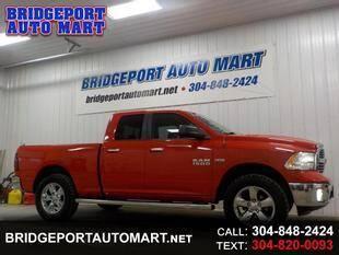 2015 RAM Ram Pickup 1500 for sale at Bridgeport Auto Mart in Bridgeport WV