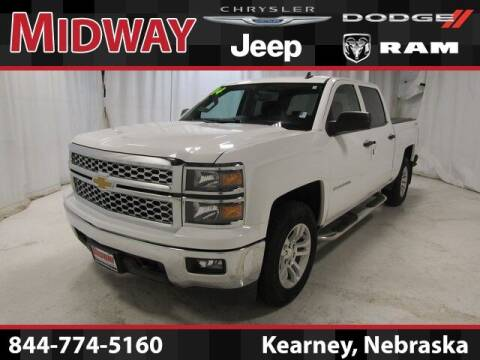 2014 Chevrolet Silverado 1500 for sale at MIDWAY CHRYSLER DODGE JEEP RAM in Kearney NE