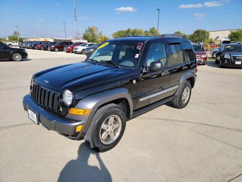 2006 Jeep Liberty for sale at De Anda Auto Sales in Storm Lake IA