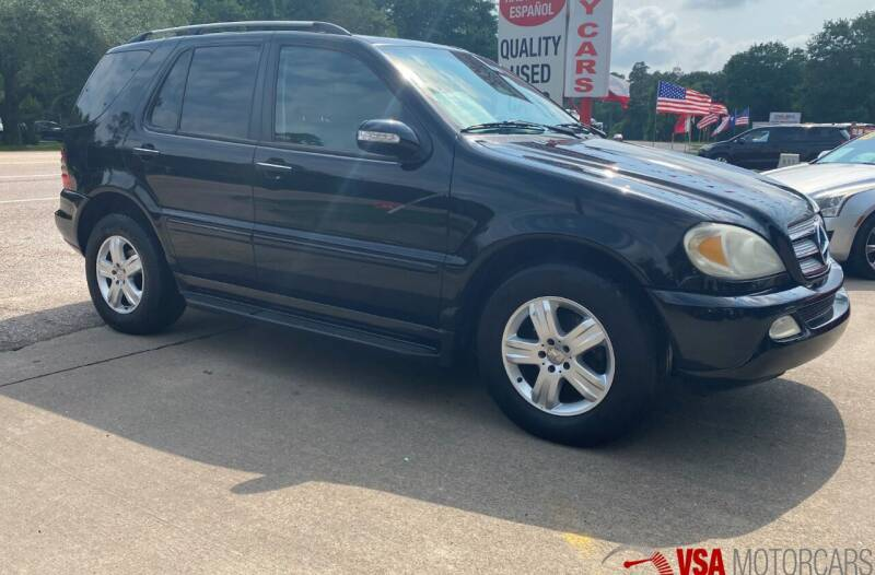 2005 Mercedes-Benz M-Class for sale in Cypress, TX