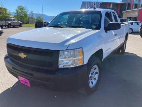 2012 Chevrolet Silverado 1500 for sale at Snyder Motors Inc in Bozeman MT