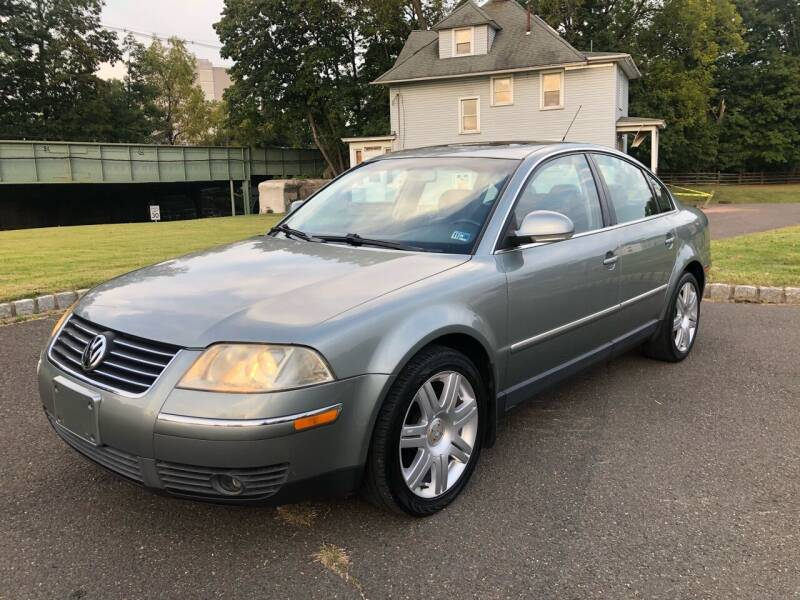 2005 Volkswagen Passat for sale at Mula Auto Group in Somerville NJ