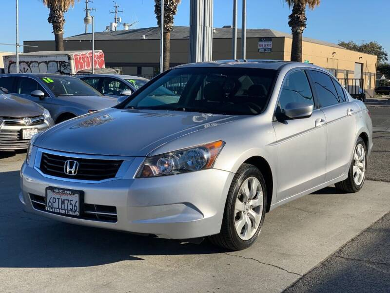 2010 Honda Accord for sale at H & K Auto Sales & Leasing in San Jose CA