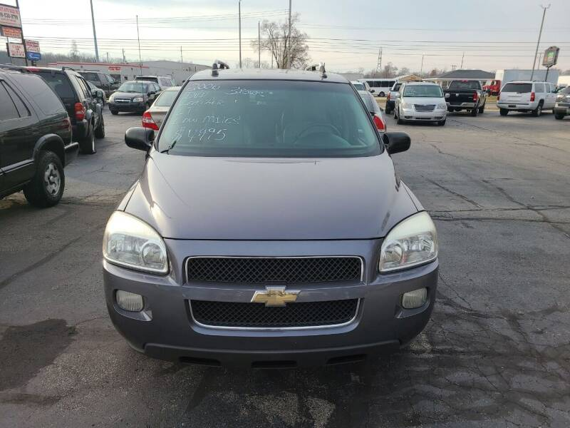 2006 Chevrolet Uplander for sale at All State Auto Sales, INC in Kentwood MI