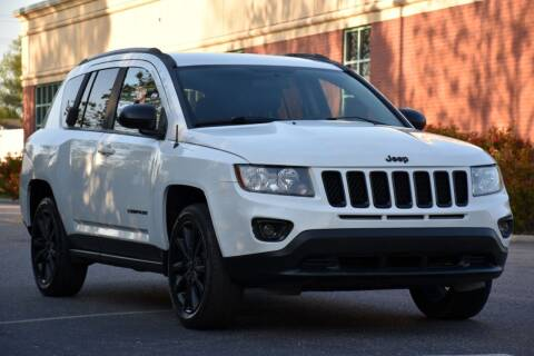 2014 Jeep Compass for sale at Wheel Deal Auto Sales LLC in Norfolk VA