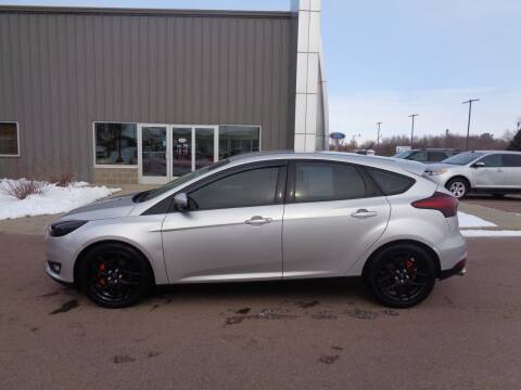 2016 Ford Focus for sale at Herman Motors in Luverne MN