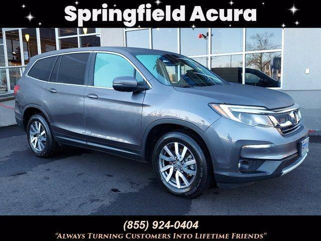 2019 Honda Pilot for sale at SPRINGFIELD ACURA in Springfield NJ